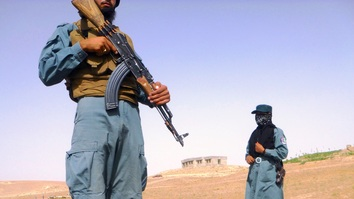 Female police officers bring improved security to Zabul