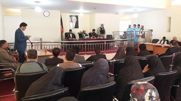 Herat public services improve as government steps up fight against corruption