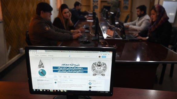 تحلیل و تجزیه تویتر نشان می دهد که طالبان برای ازدیاد پیروان، از روباتها و حسابهای جعلی استفاده می کنند