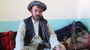 Former Taliban commanders join Afghan police force