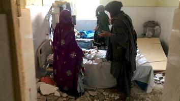 Victims recall horrific aftermath of Taliban car-bomb attack on Zabul hospital