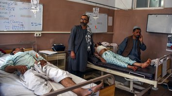 UN reports 'unprecedented' Afghan civilian casualties in July-September