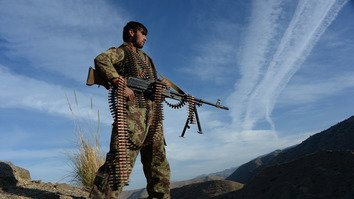 Afghans hail 'heroic' effort of country's security forces