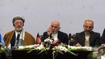 Ghani ultimatum to Taliban: embrace peace or 'face consequences'