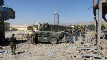 Taliban carry out another terrorist attack during Ramadan, killing 5 in Gardez