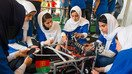 Afghan girls' robotics team brings pride to nation