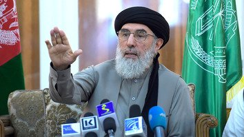 Hekmatyar confirms Russian 'relationship' with Taliban