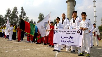 Nangarhar sports tournament aims to promote peace across Afghanistan