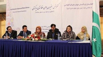 Afghan, Pakistani youth ambassadors work towards convergence, harmony