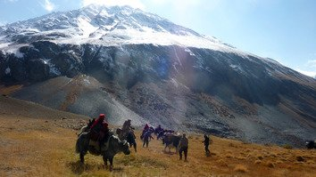 Afghanistan's ethnic Kyrgyz trapped on the 'roof of the world'