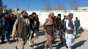 Officials launch development projects in Uruzgan after ousting Taliban