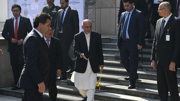 US urges Taliban to take Ghani's peace offer 'seriously'