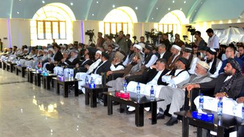 Religious scholars gather in Kandahar, call on Taliban to make peace