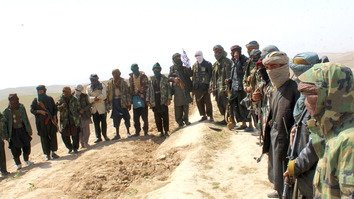 Pummeled on the battlefield, Taliban militants welcome peace in Sar-e-Pul