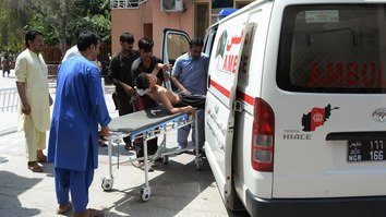 Attack on government compound in Jalalabad leaves at least 11 dead