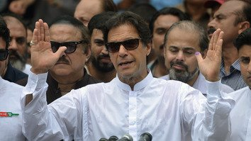 Pakistanis and Afghans welcome Imran Khan's vision of improved relations