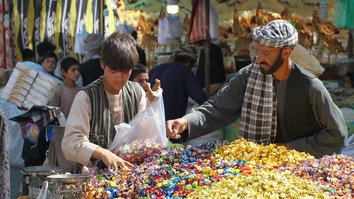 In photos: Afghans prepare for Eid ul Adha celebrations