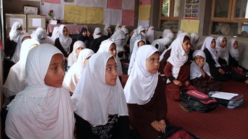 Taliban depriving thousands of Kunduz girls of an education