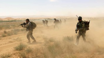 Afghan forces clear Taliban from dozens of Farah villages
