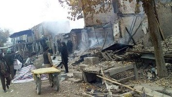Taliban rob villagers, torch homes during Sar-e-Pul rampage