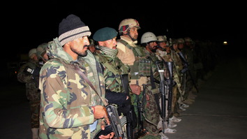 Afghan forces cripple Taliban leadership, capabilities in Helmand