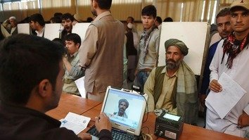Afghans applaud ease and efficiency of new online passport service