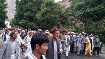 Attacked on Eid, Takhar residents unite to chase out Taliban militants