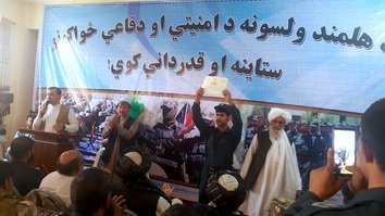 Helmand residents praise security forces for security during Ramadan, Eid