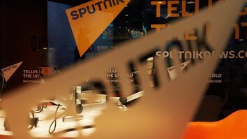 Sputnik banned from global media conference for 'spreading disinformation'