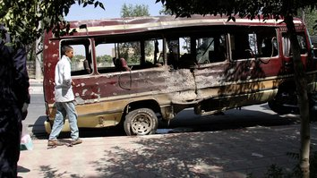 ISIS, Taliban strike Kabul with three separate bombings