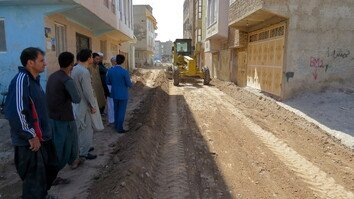 Citizens' Charter project brings Herat residents development, prosperity