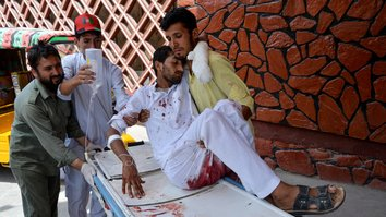 Bombings mar Independence Day celebrations in Jalalabad