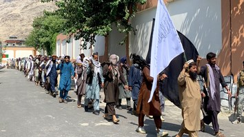 More than 150 Taliban, ISIS fighters renounce violence in Kunar, Badakhshan