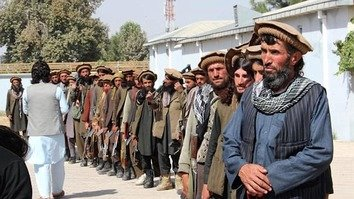 Military pressure in Badakhshan forces 42 Taliban militants to surrender