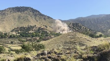 Afghan forces clear ISIS from Bandar Valley in Nangarhar Province