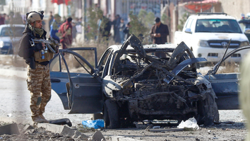 Children among dead in Kabul rush-hour car bombing