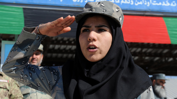 Kunduz police seek woman recruits amid growing female security role