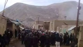 Kohistanat residents rise up against Taliban