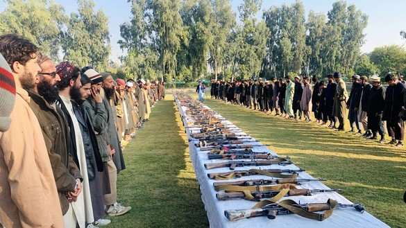 Nangarhar's successes against ISIS continue as almost 100 fighters surrender