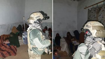 Female special forces officers join operations against ISIS in Nangarhar