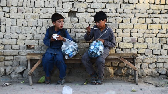 Afghans welcome passage of Child Protection Act by Wolesi Jirga