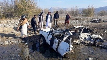 Roadside bomb in Khost kills 10 members of family heading to funeral