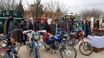 13 Taliban fighters surrender in Samangan citing disgust with group's tactics