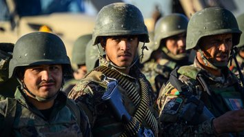 Afghan troops regain control of western districts long held by Taliban
