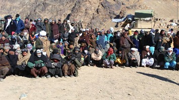 Increased military pressure forces 70 Taliban fighters to surrender in Ghor