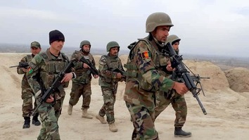 Afghan forces clear Taliban from over 50 villages in Kunduz