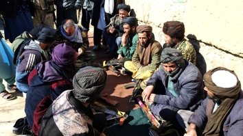 Winter operations in Herat compel hundreds of Taliban to surrender