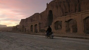 Climate change threatens Bamiyan's archaeological treasures