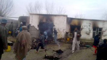 Taliban torch school in Takhar, continue campaign against girls' education