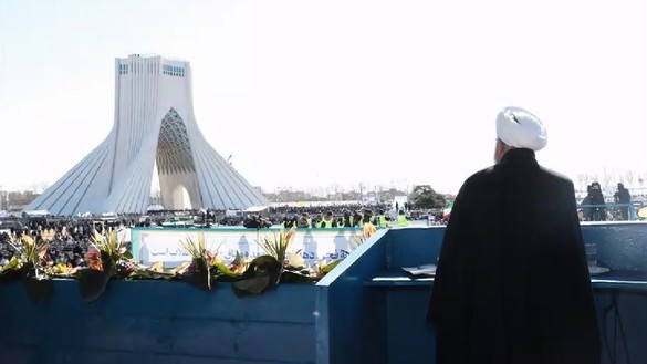 Glum public mood marks 41st anniversary of Iran's Islamic Republic